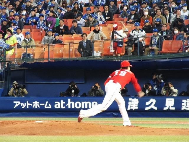 マエケン(前田健太)の投球フォーム その6