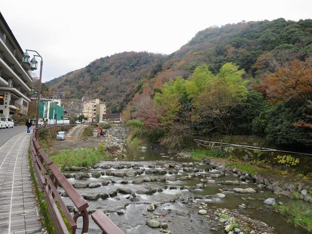 箱根湯本 須雲川