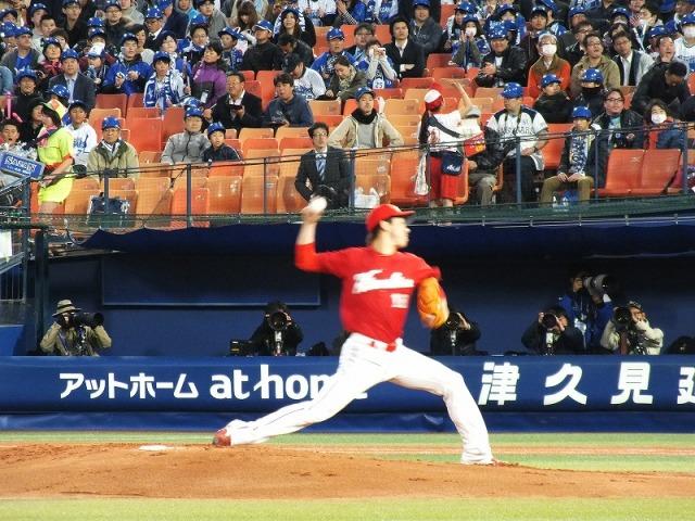 マエケン(前田健太)の投球フォーム その4