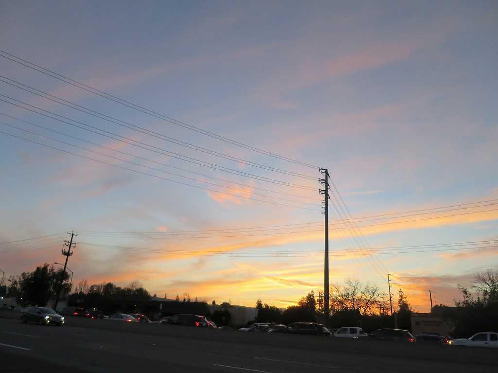 ローレンス - 夕日のオレンジ