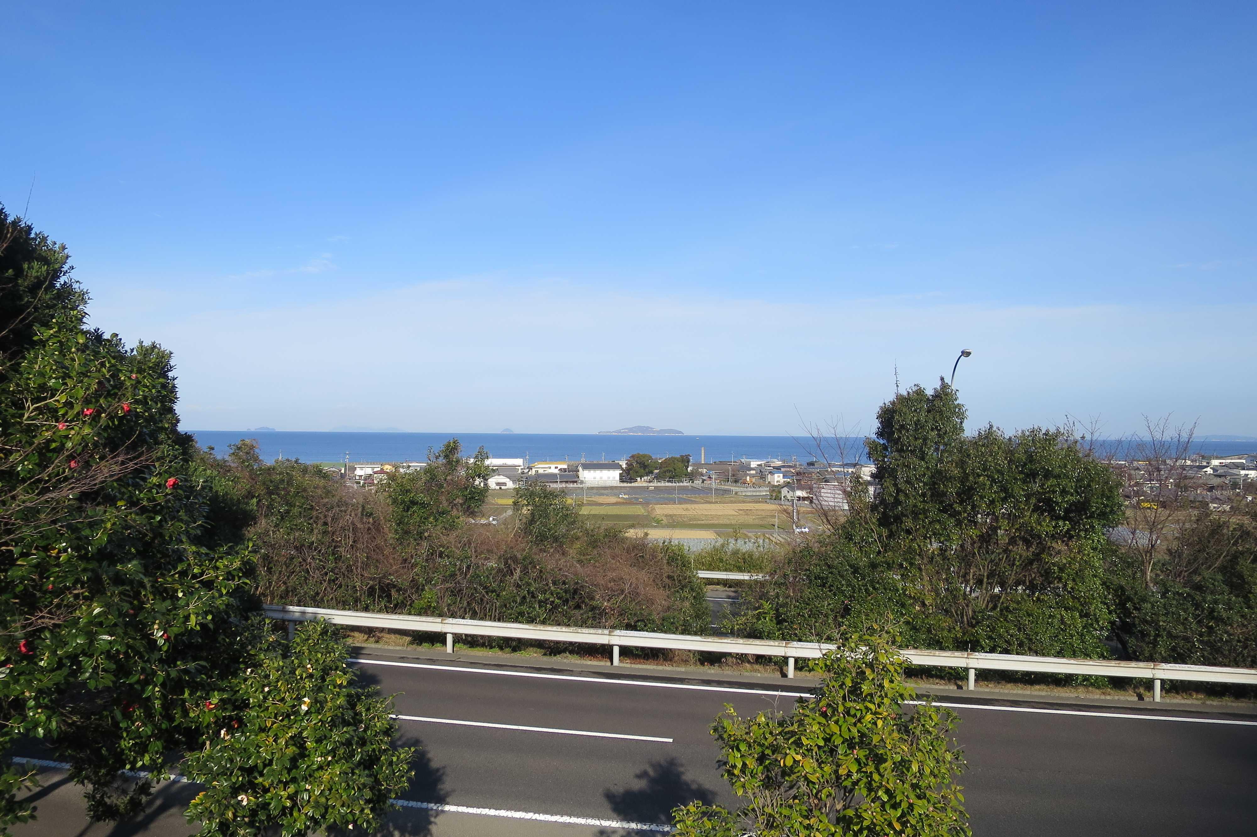高松自動車道 豊浜SA