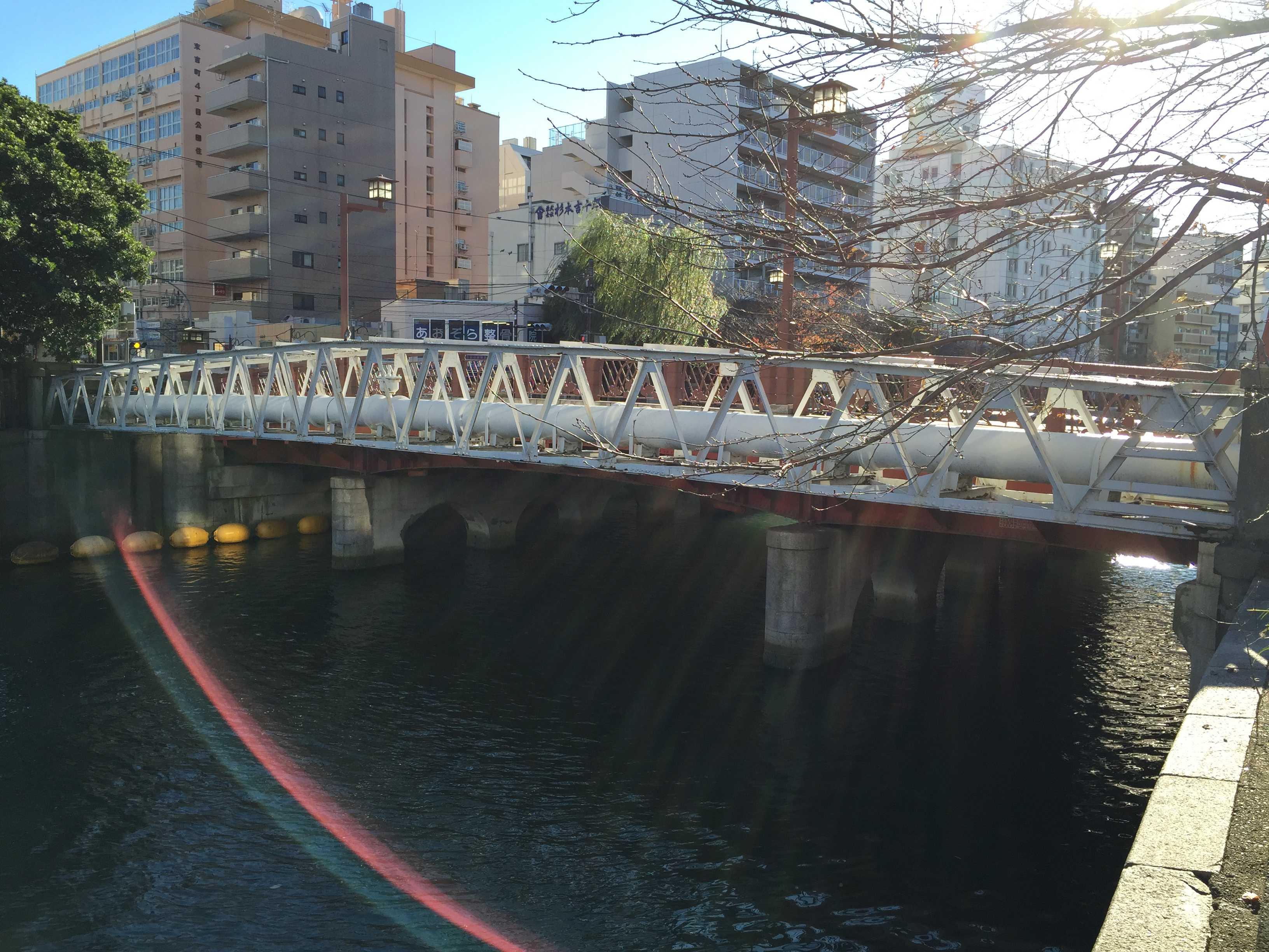 大岡川・太田橋