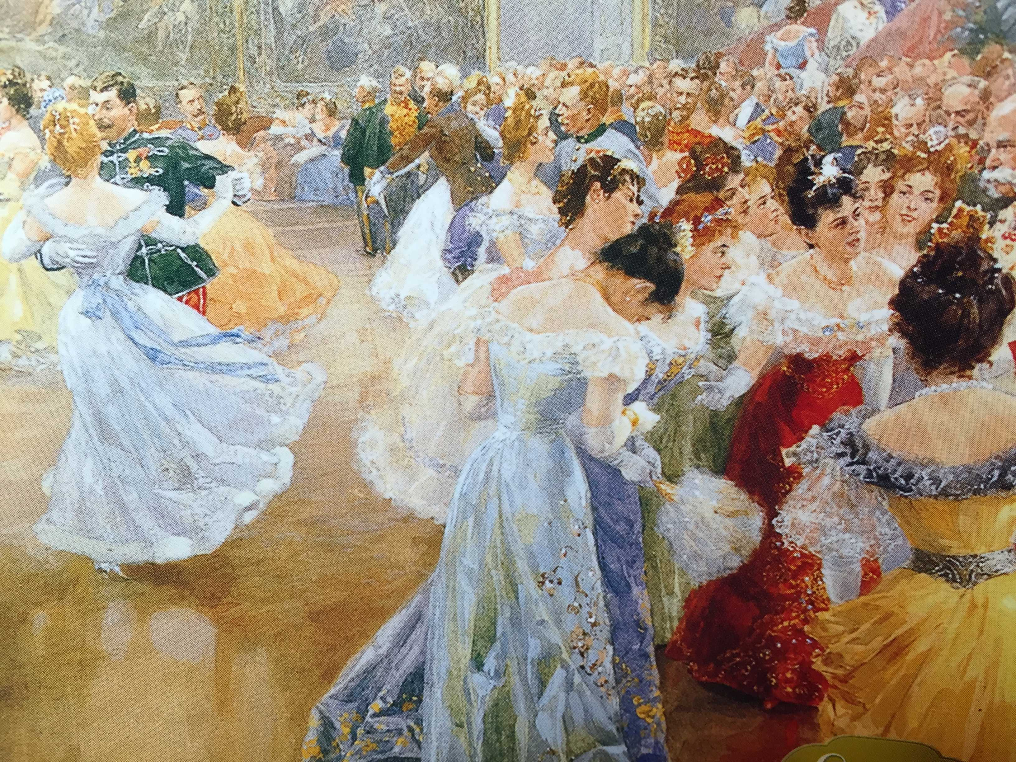ウィーンの舞踏会(社交界)