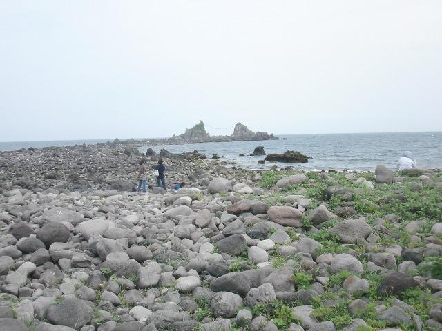 真鶴岬 三ツ石(笠島)