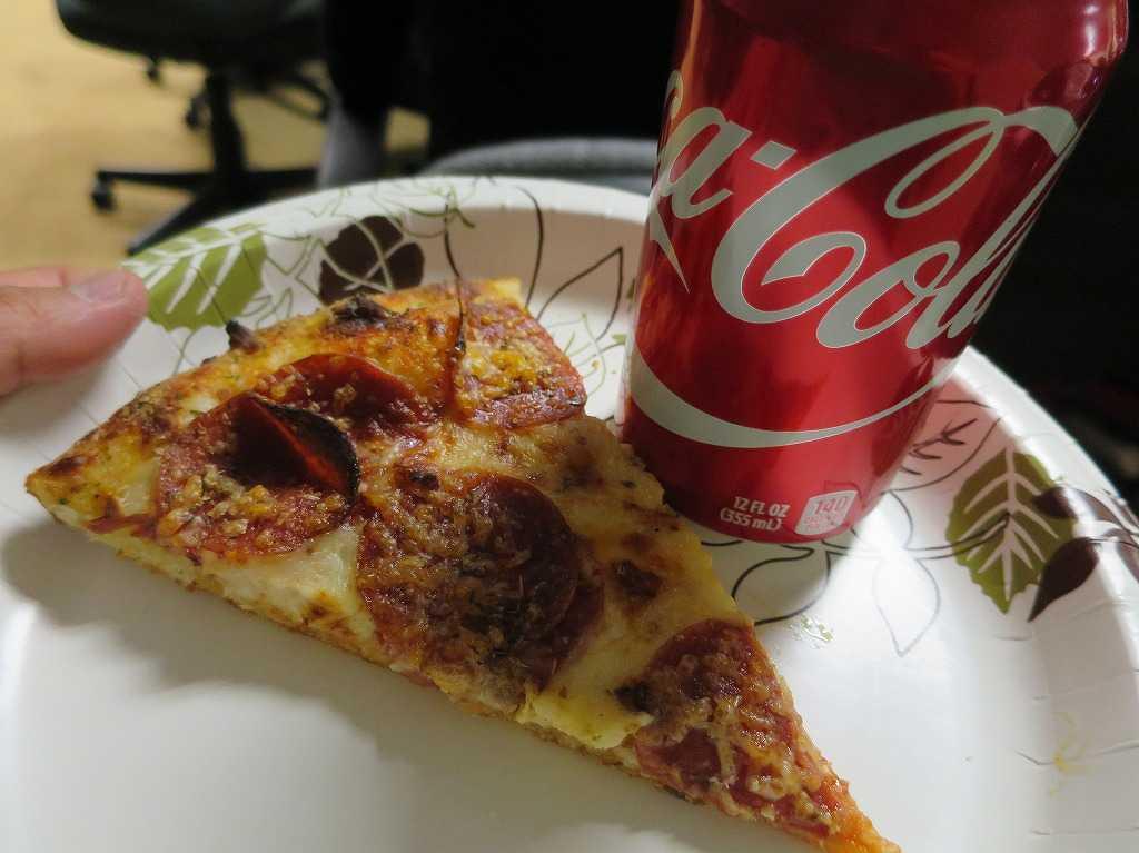 サンノゼ - ピザとコカ・コーラ