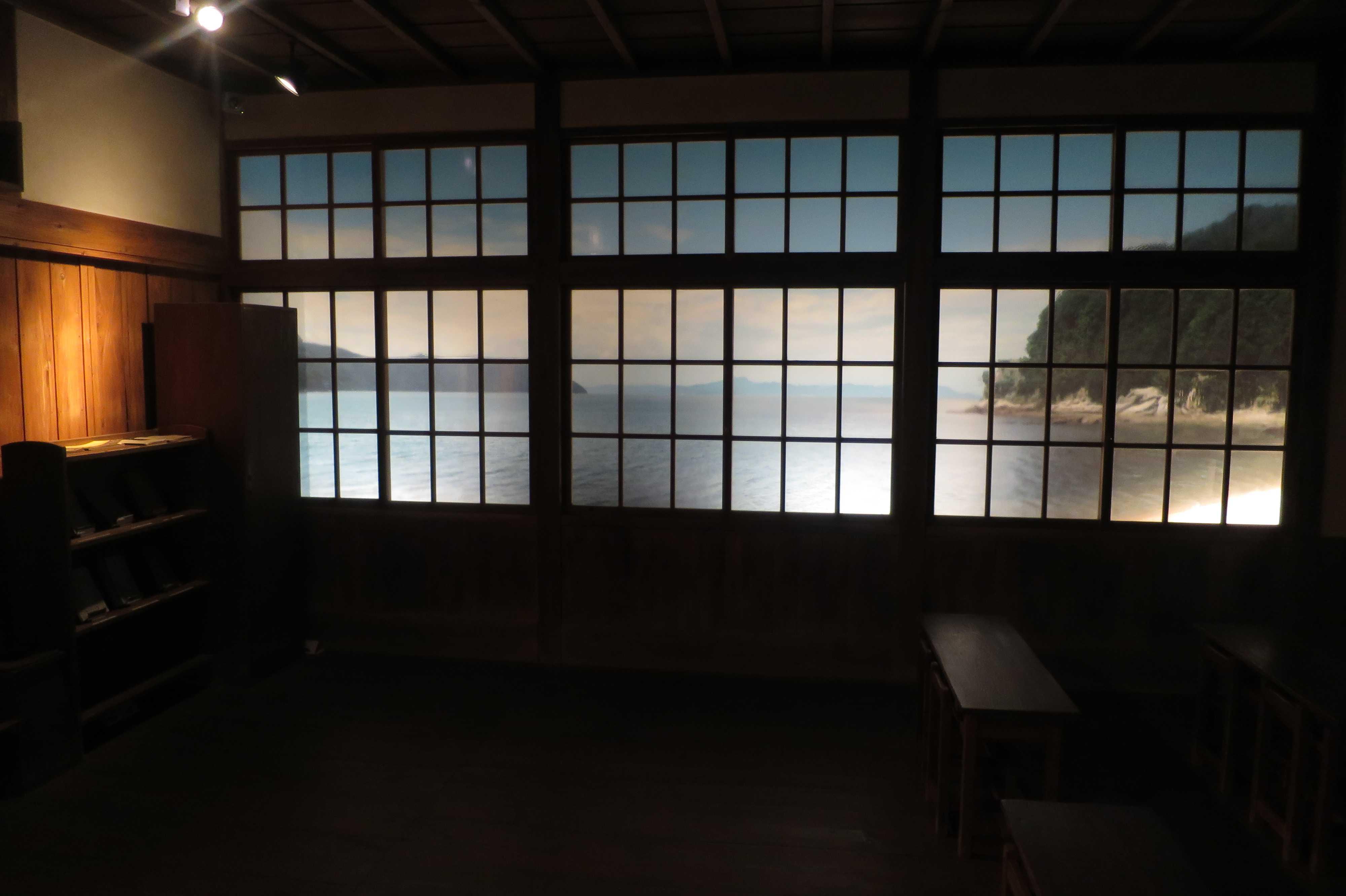 昭和初期の教室
