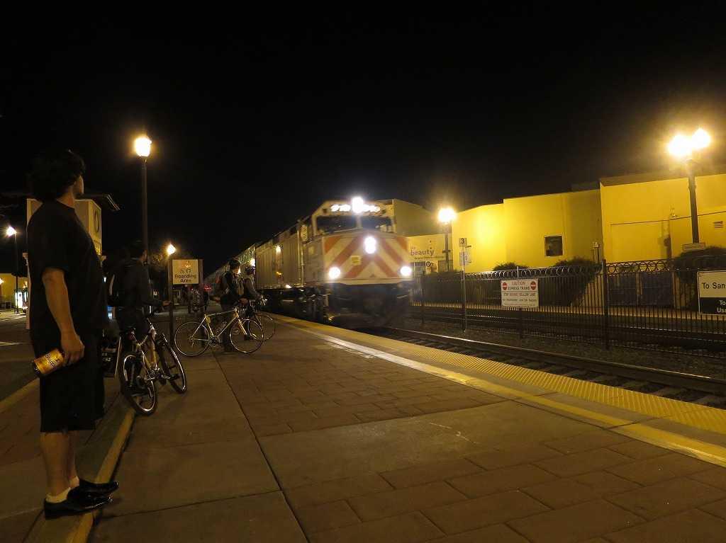 レッドウッドシティ駅