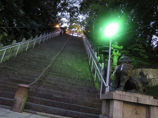 愛宕神社 - 男坂
