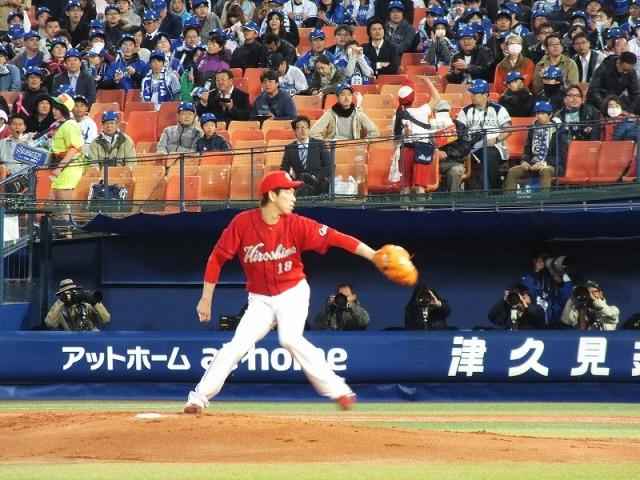 マエケン(前田健太)の投球フォーム その2