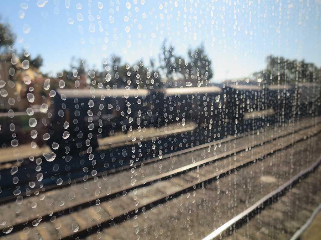 カルトレインの車窓 14