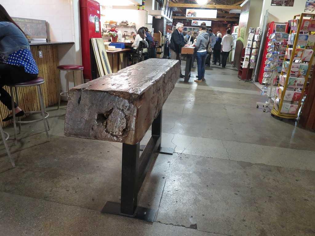 サンペドロ・スクエアマーケットの内部