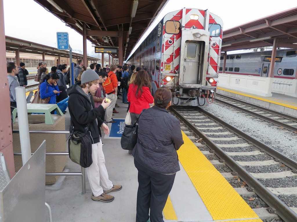 カルトレイン - サンノゼ・ディリドン駅