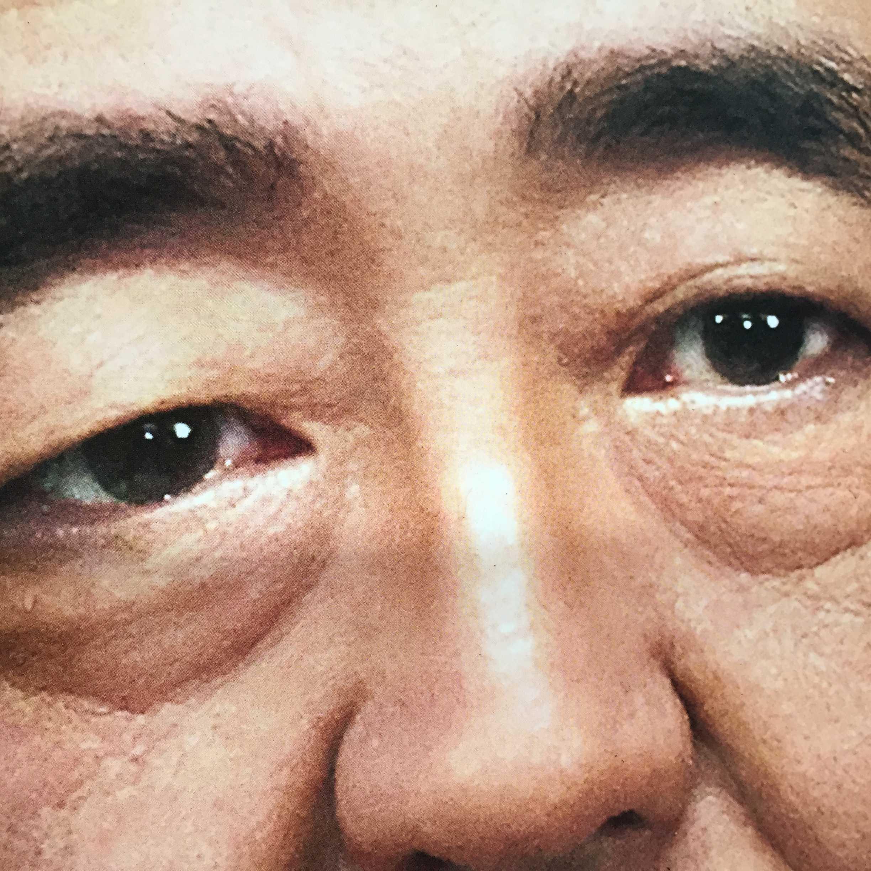安倍首相のポスター