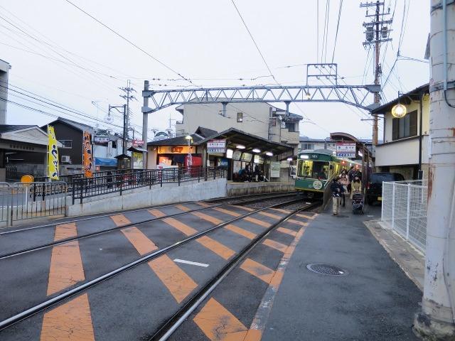 京福電気鉄道・太秦広隆寺駅