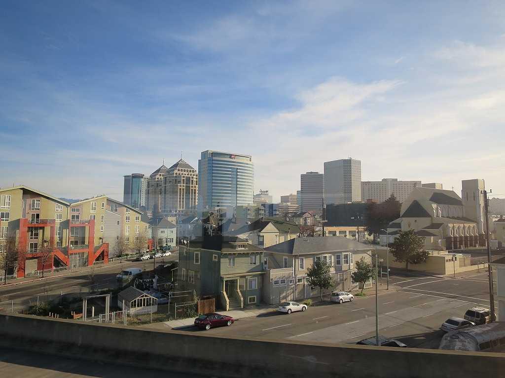全米屈指の犯罪都市!オークランド(Oakland)