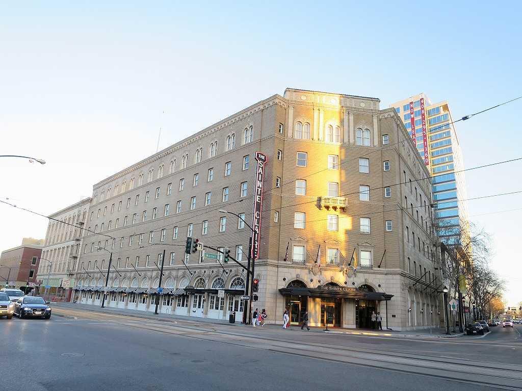 サンノゼ - サンクレールホテル(The Westin San Jose)