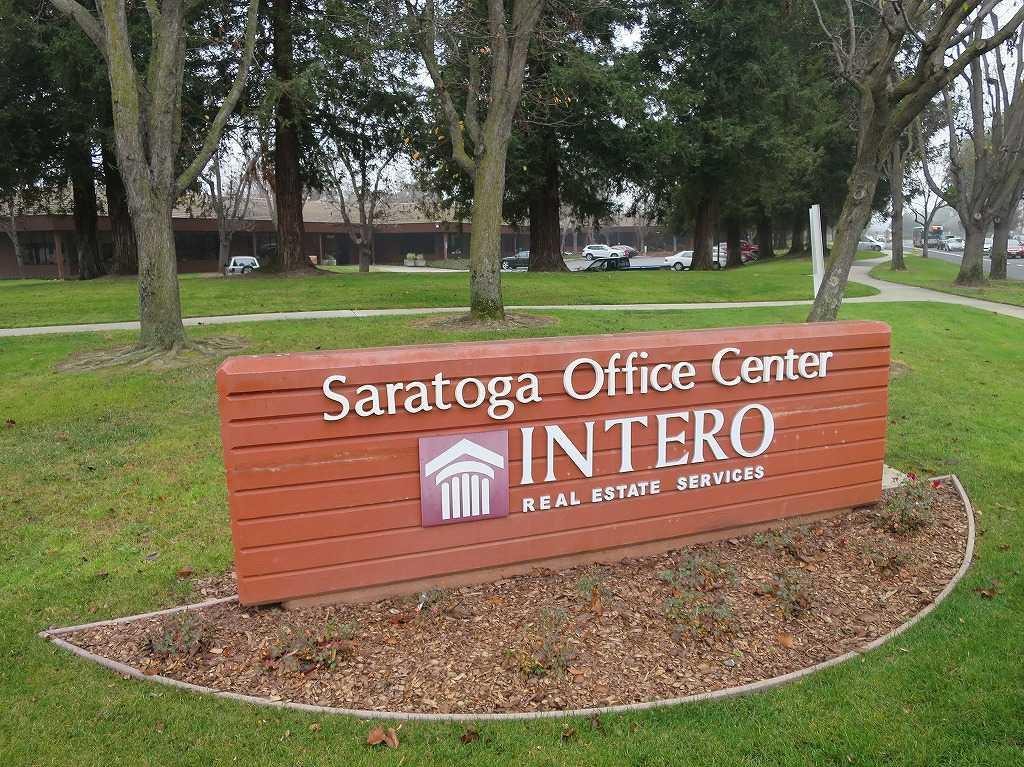 Saratoga Office Center  INTERO - REAL ESTATE SERVICES