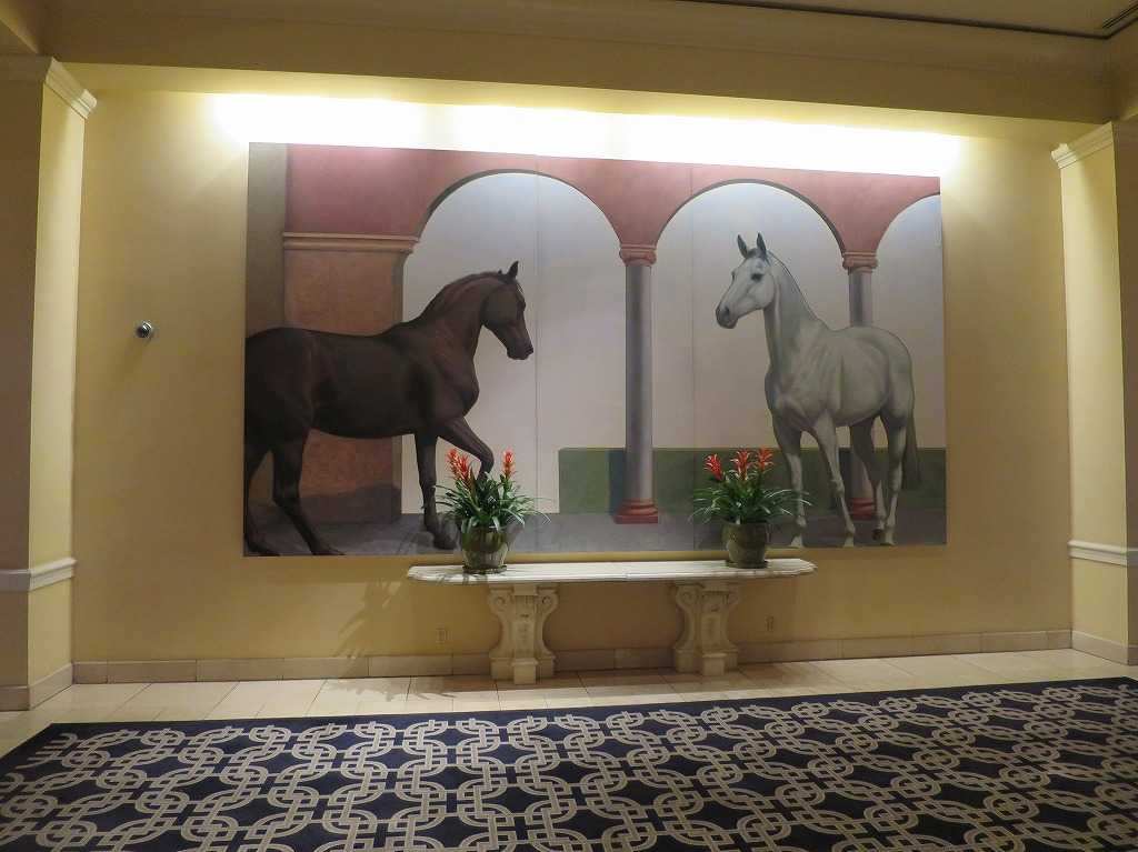 サンノゼ - ホテルのロビー