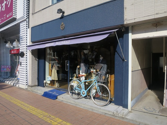 高知市内のファッション店