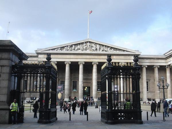 大英博物館(ブリティッシュ・ミュージアム)
