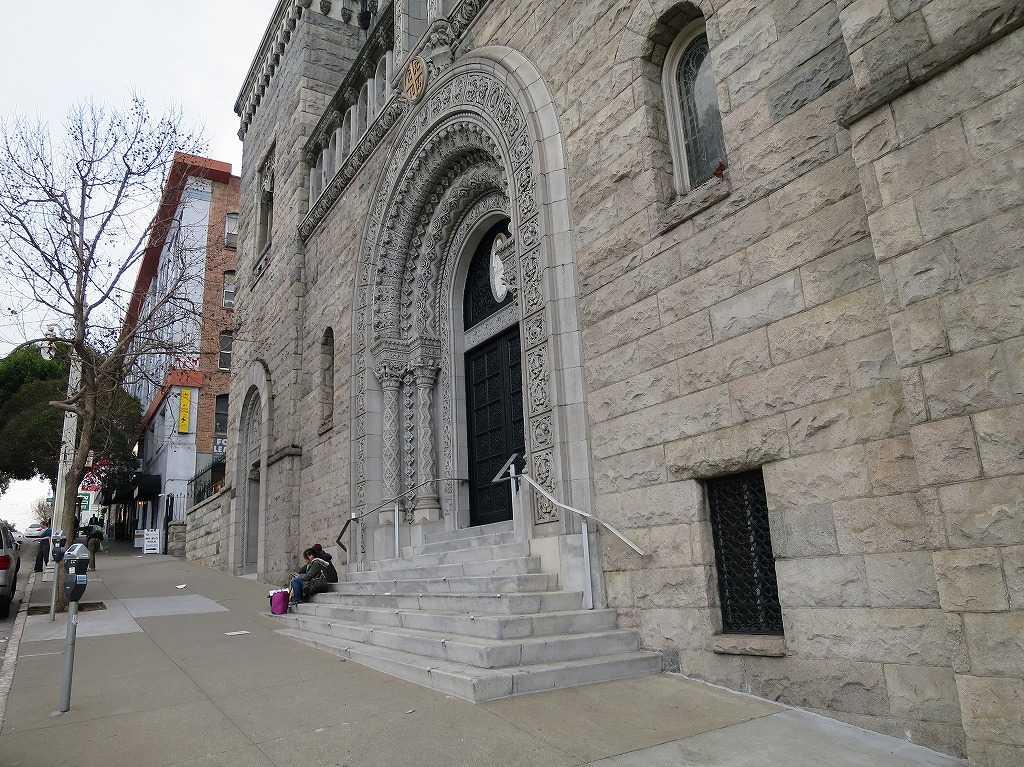 サンフランシスコ - 聖ブリジッド教会