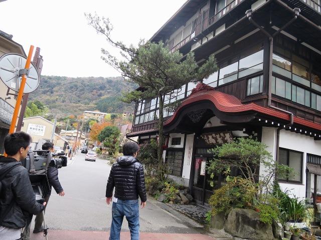 老舗旅館・萬寿福旅館