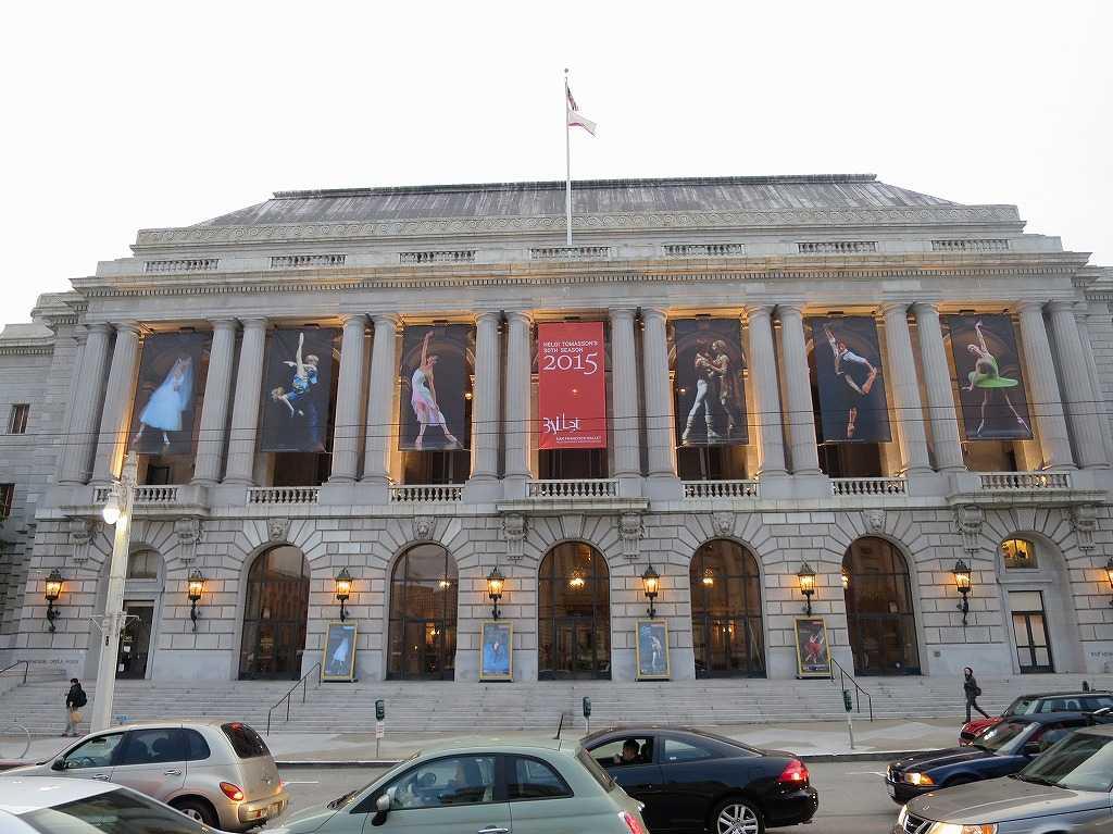 サンフランシスコ・オペラハウス(San Francisco Opera)