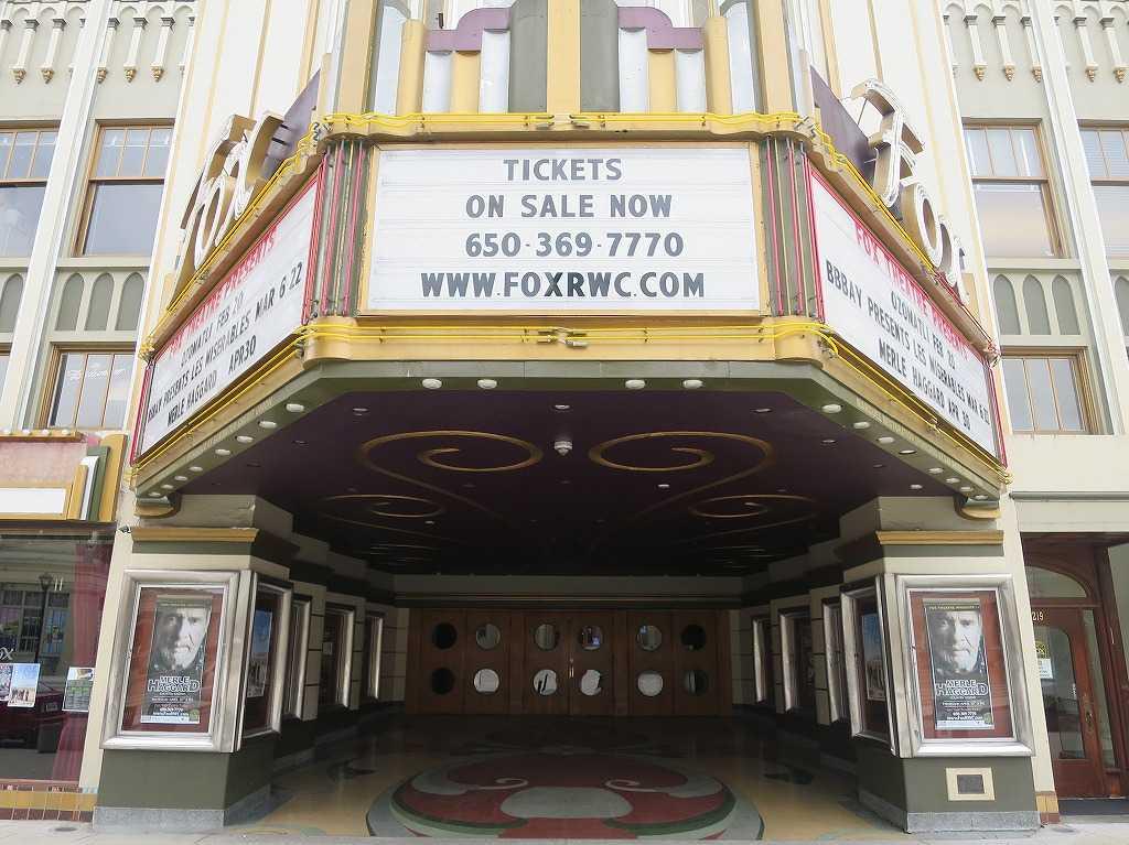 レッドウッドシティ - フォックス劇場