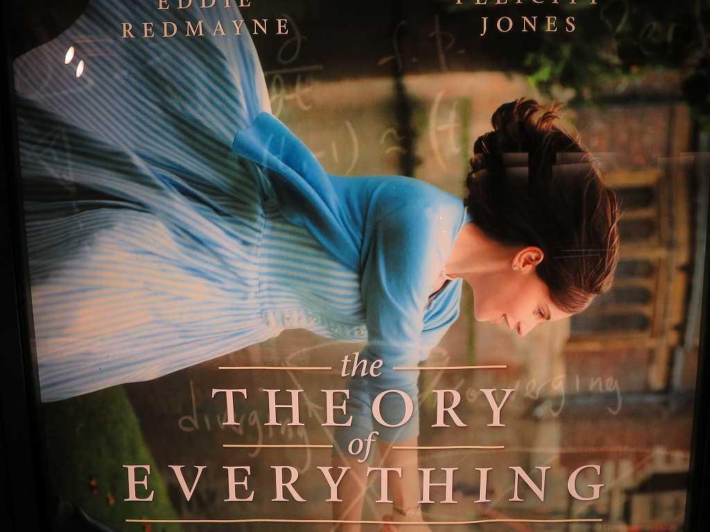 サンフランシスコ - THE THEORY OF EVERYTHING(博士と彼女のセオリー)