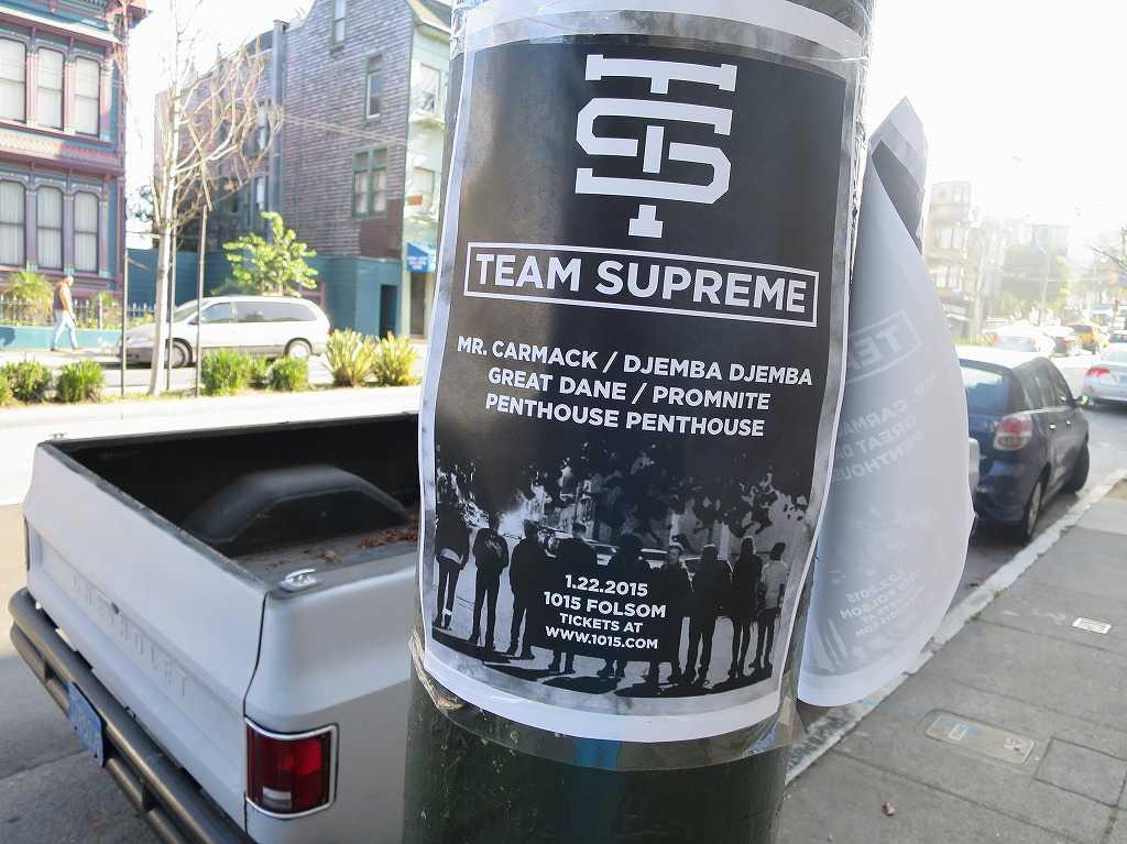 サンフランシスコ - TEAM SUPREME