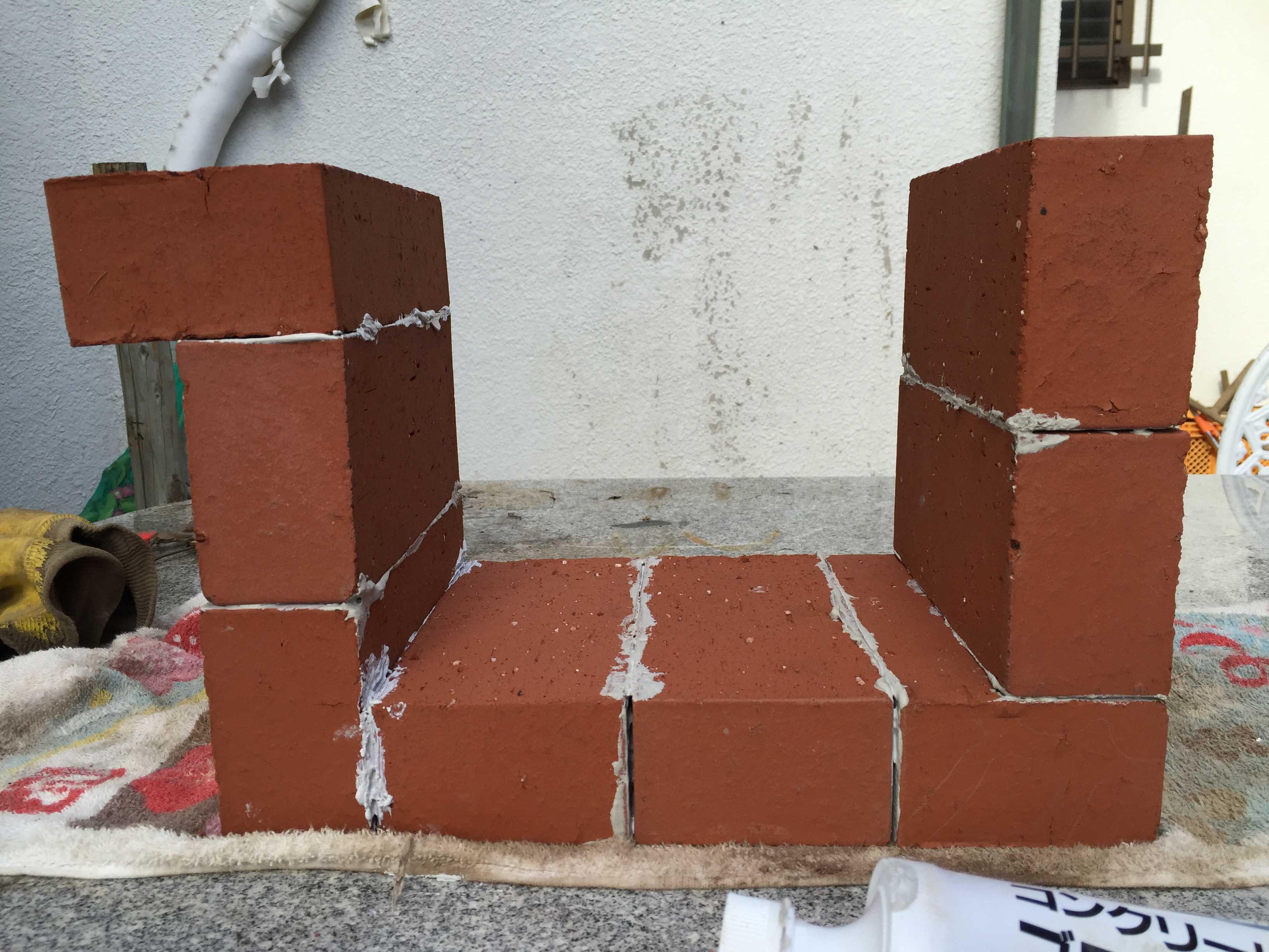 ナルシルバーで作ったミニ花壇