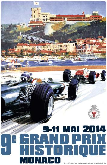 9e Grand Prix de Monaco Historique