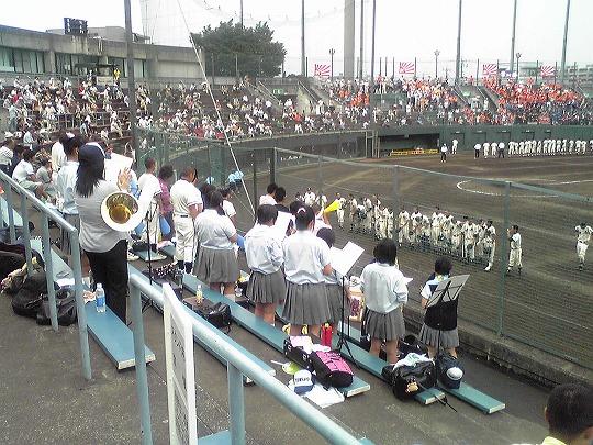 富士森球場(八王子市民球場)