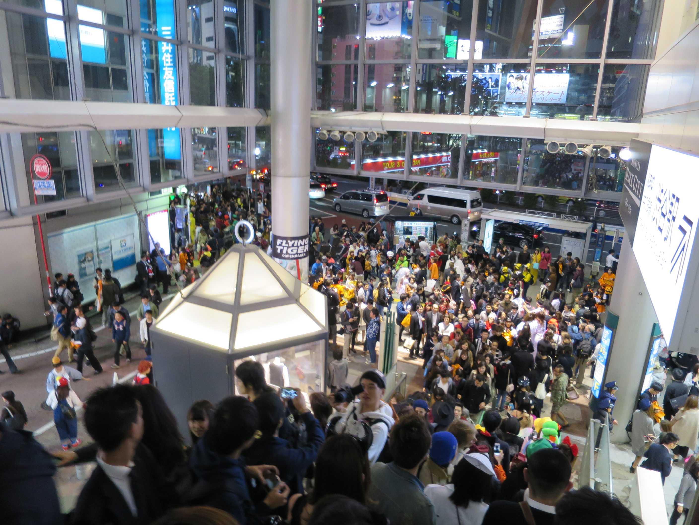 渋谷ハロウィン - 平成27年/2015年10月31日