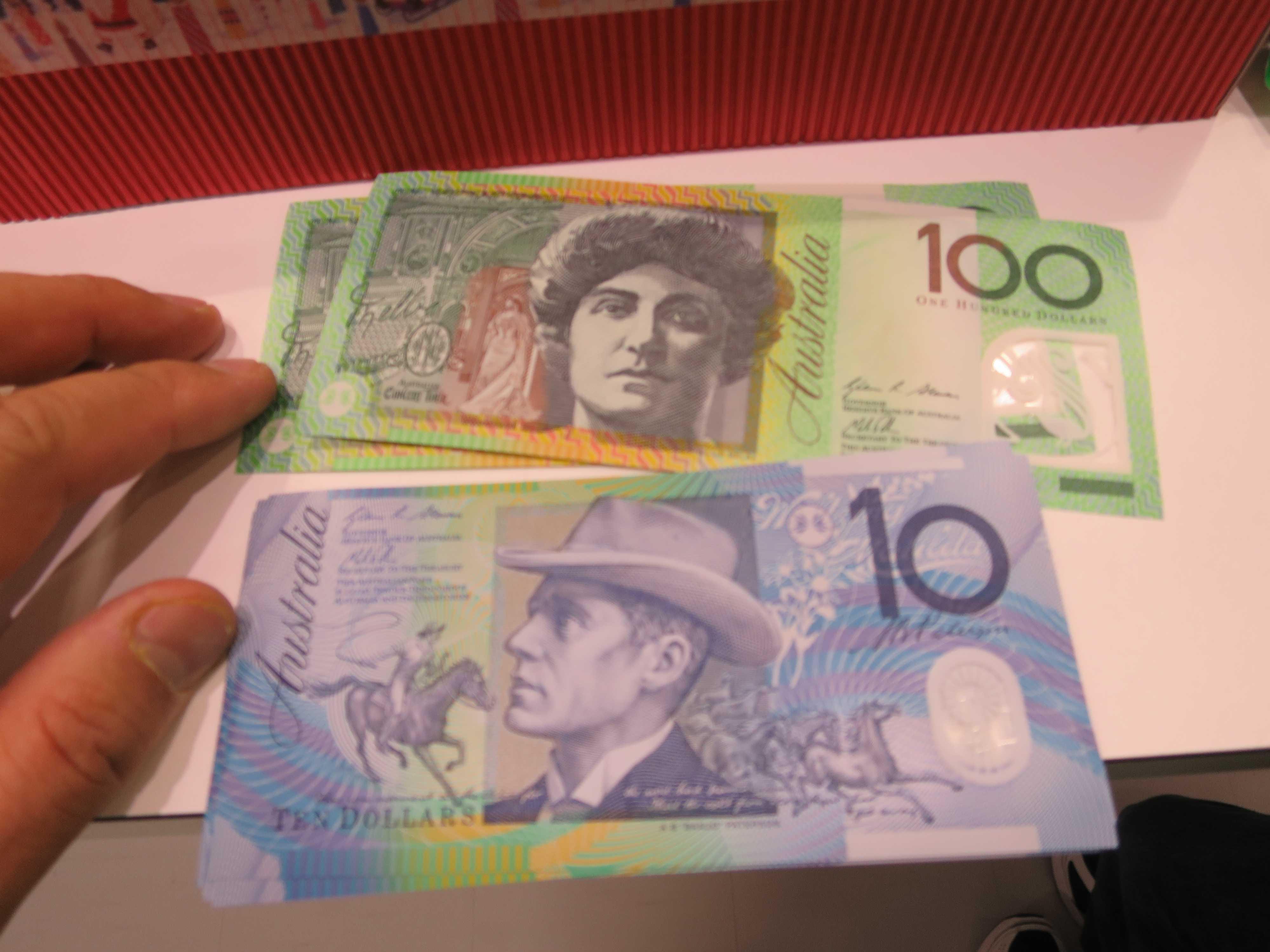 オーストラリアドルの紙幣