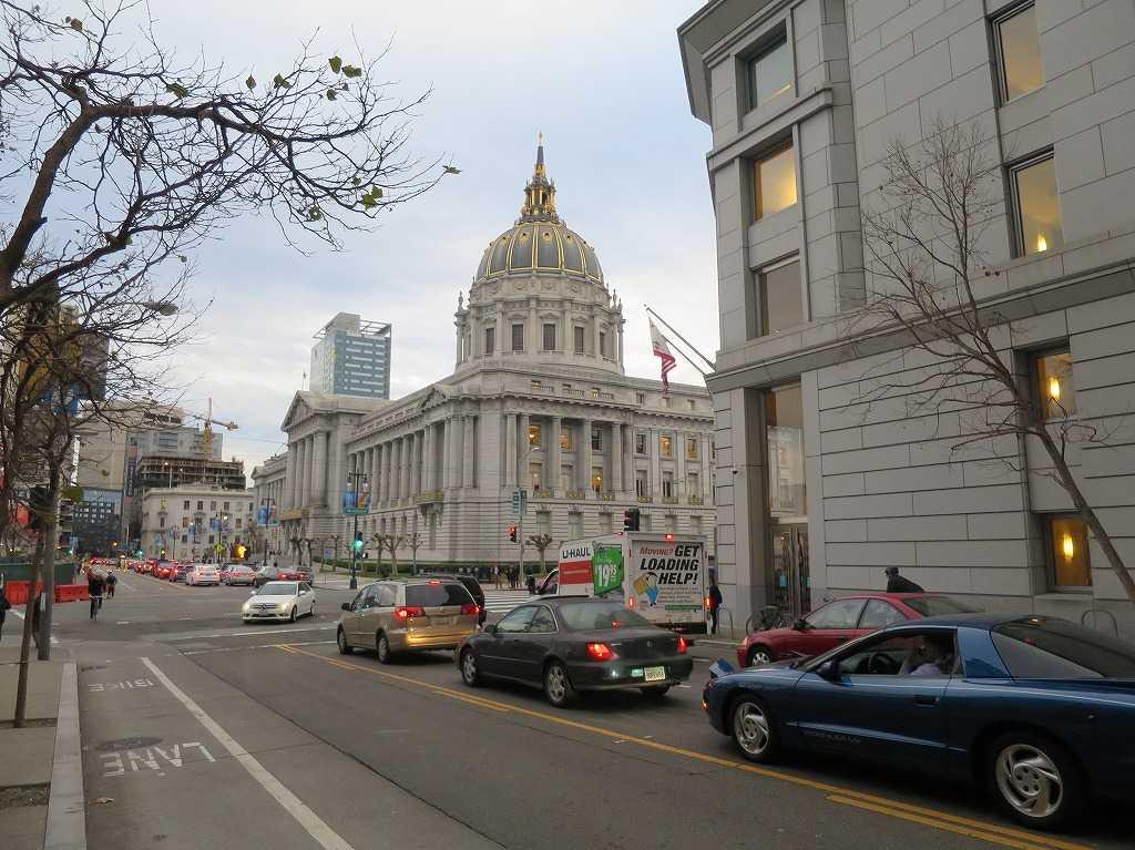 サンフランシスコ・シティホール(City and County of San Francisco City Hall)
