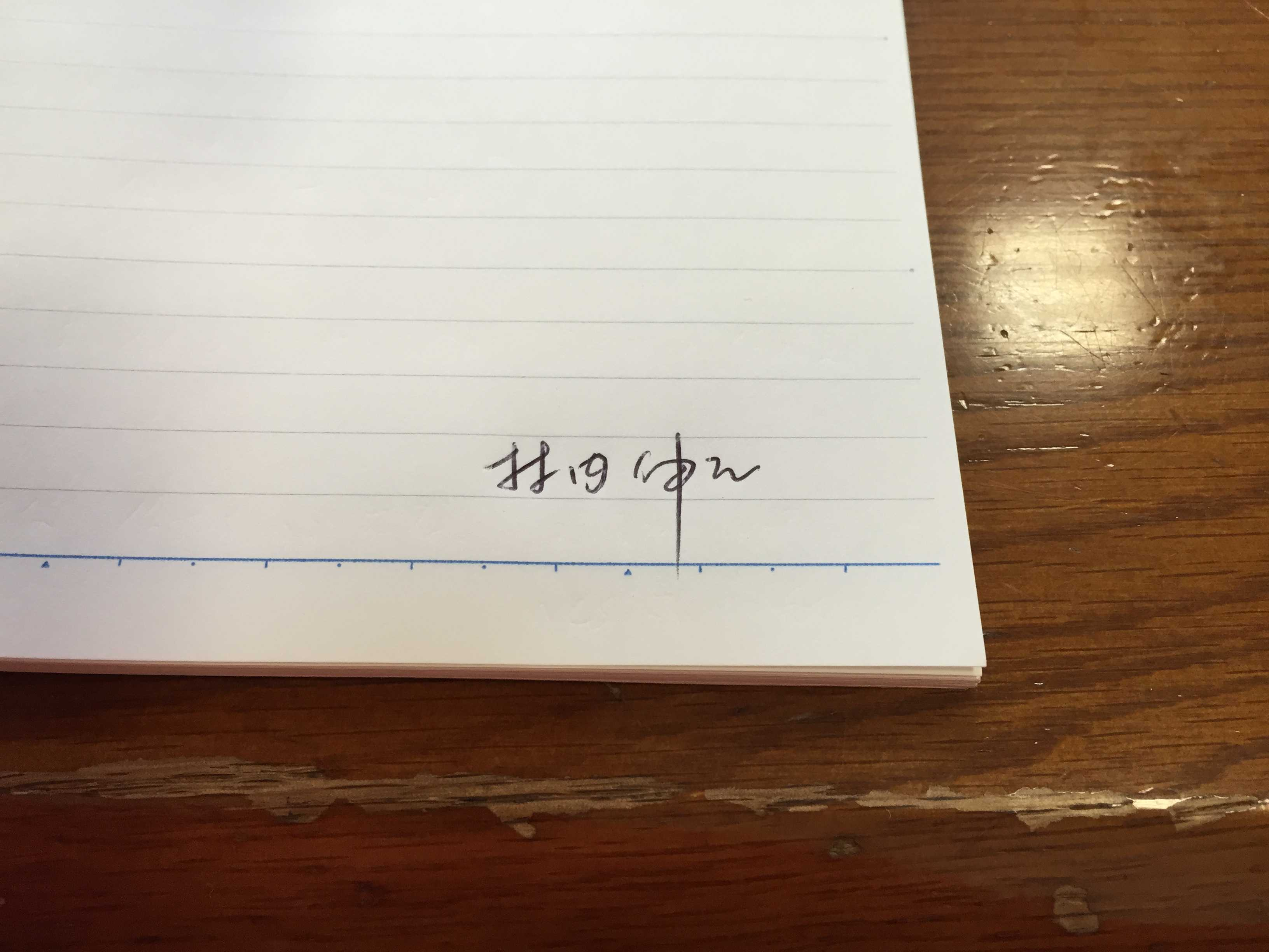 書きやすいボールペン - LAMY/ラミー アルスター