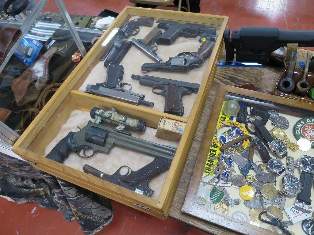 サンノゼ ガンショー - 拳銃(ピストル)