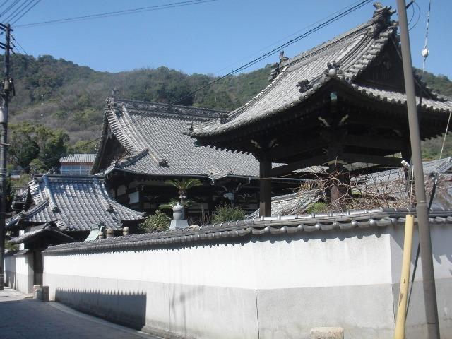 鞆・妙蓮寺(広島県福山市)