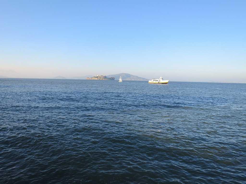 フィッシャーマンズワーフ - アルカトラズ島