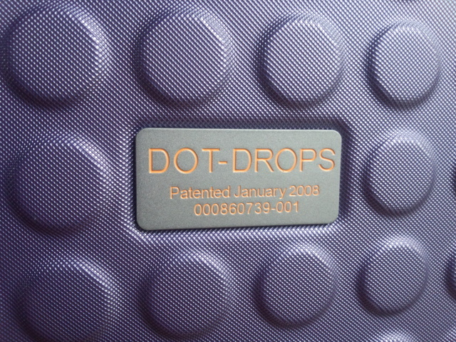 DOT-DROPSのスーツケース