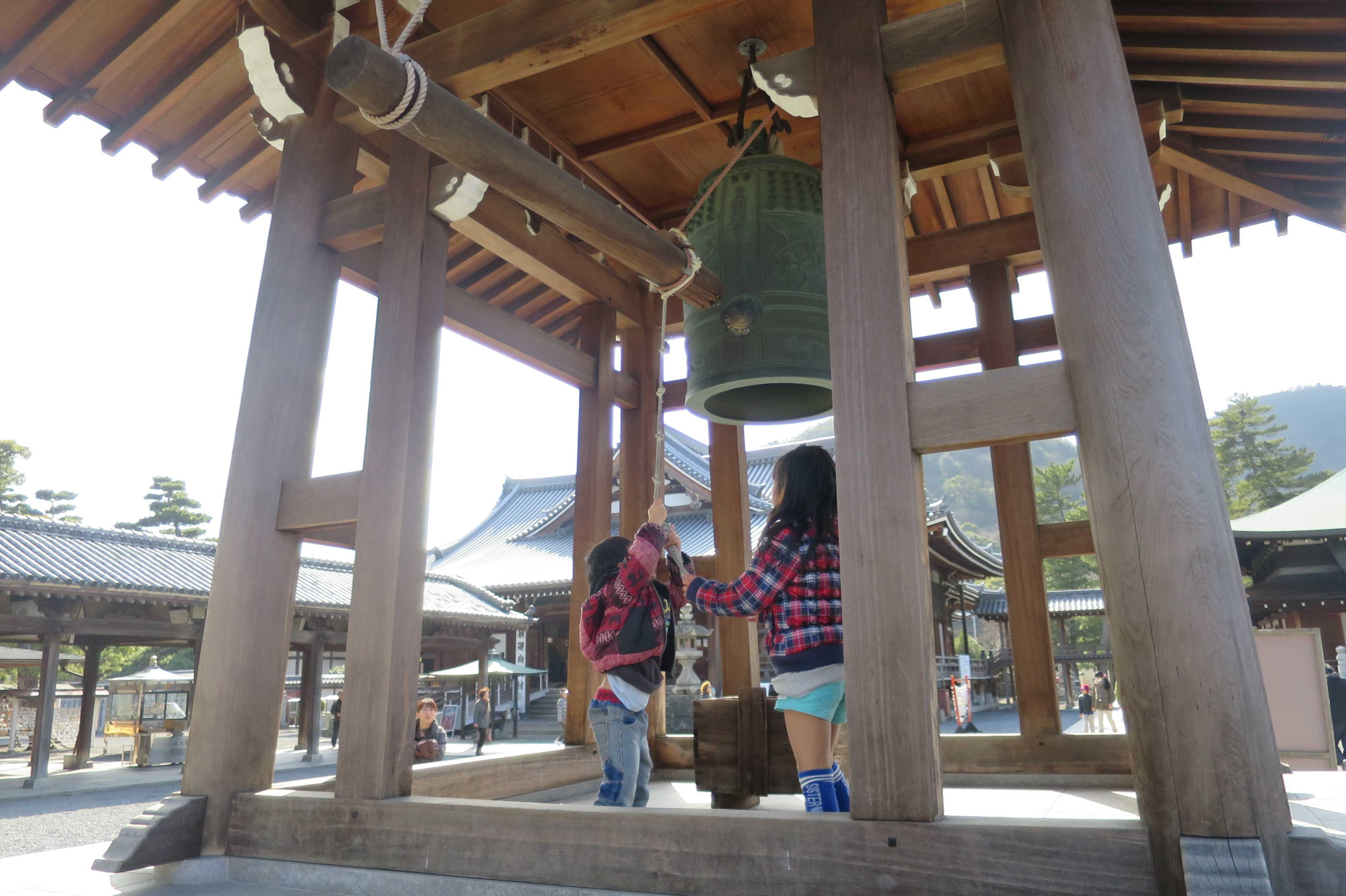 善通寺の鐘