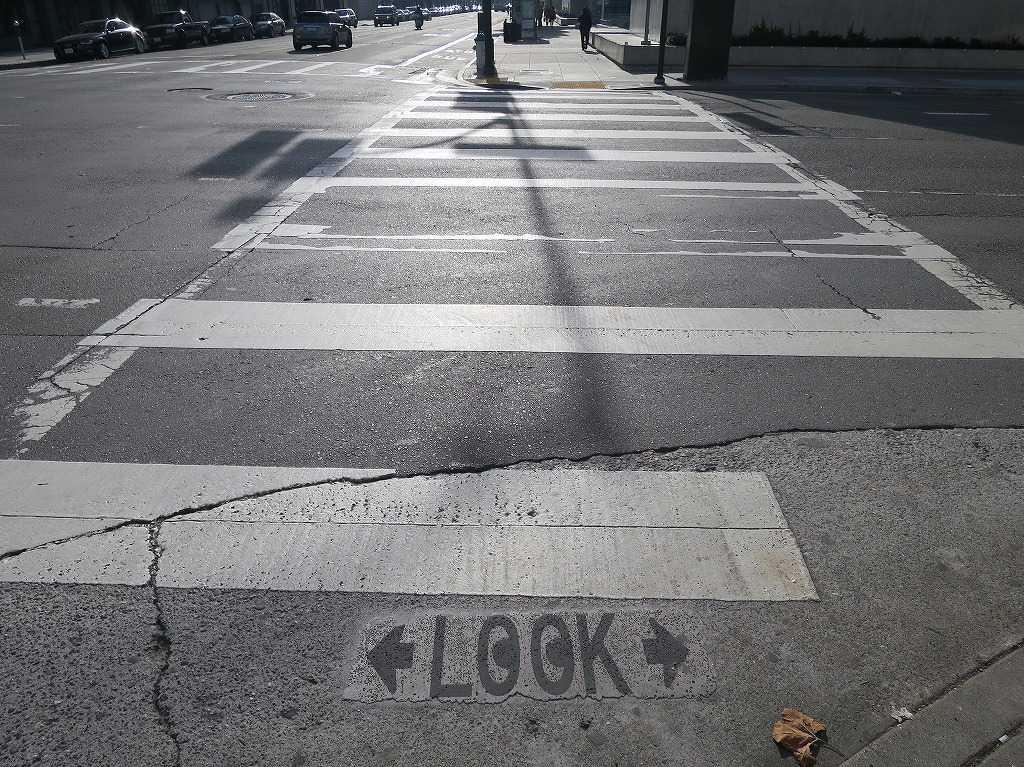 サンフランシスコ - 横断歩道