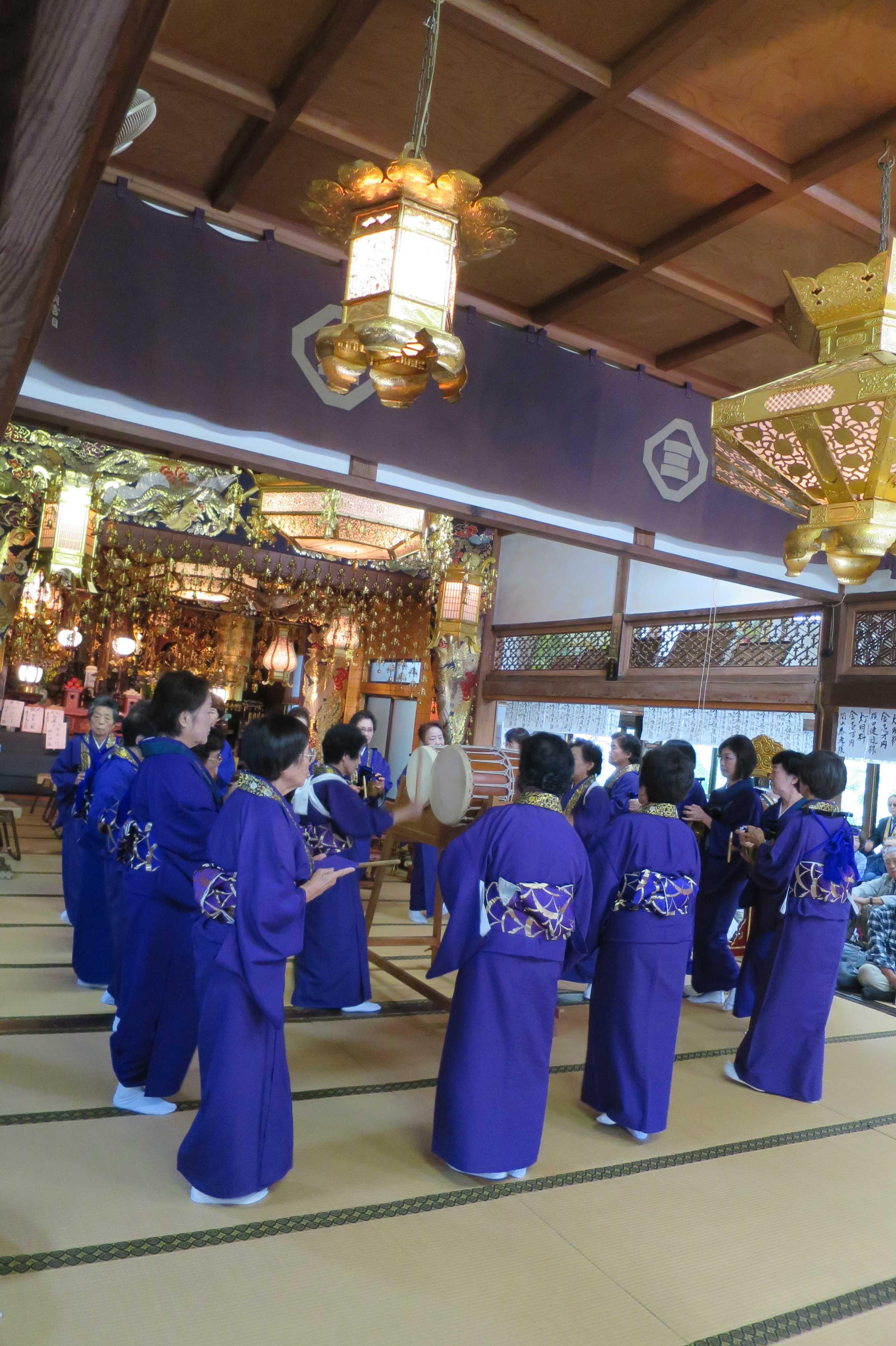 無量光寺の踊り念仏 -
