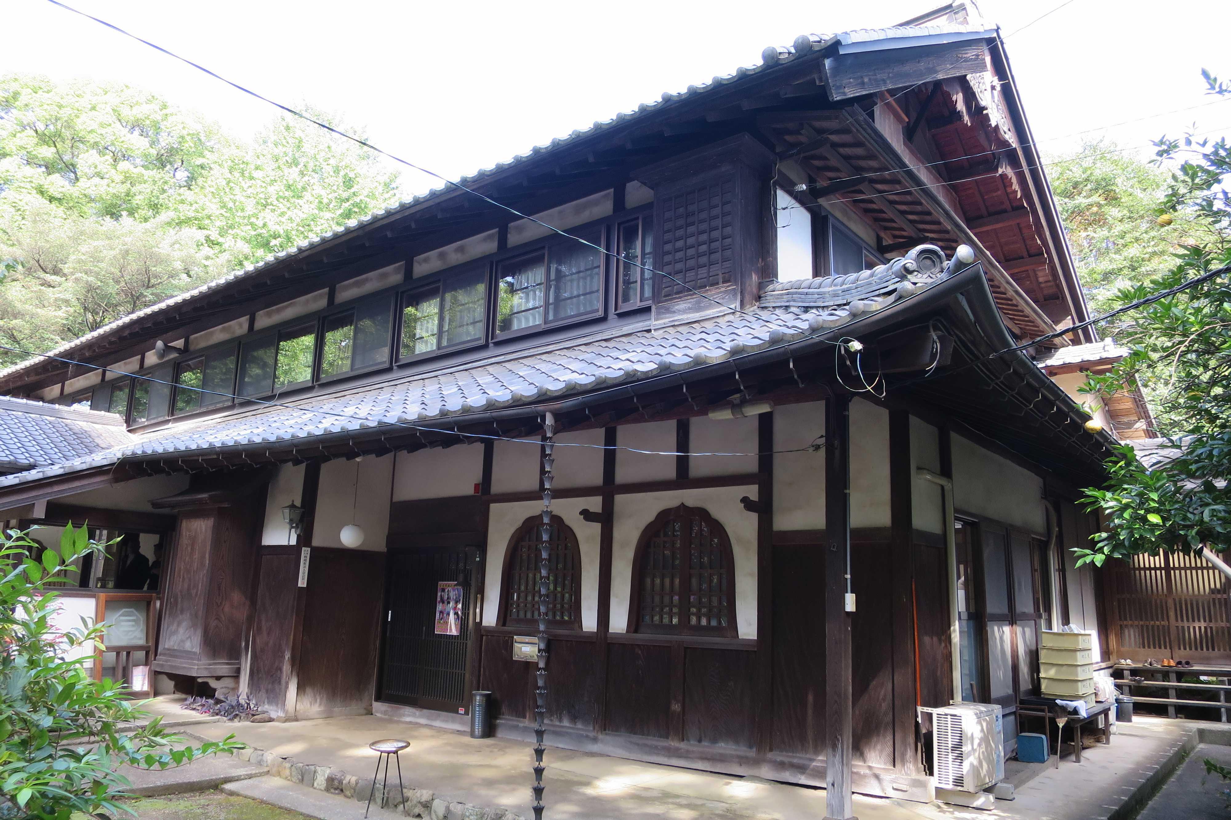 無量光寺 - 社務所