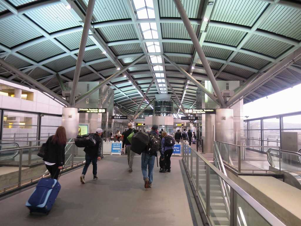 サンフランシスコ国際空港駅(San Francisco International Airport Station)