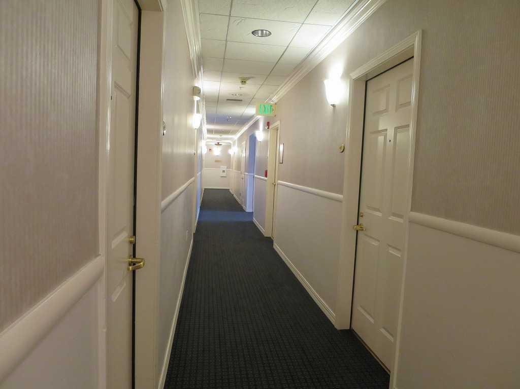 サンフランシスコ - SWホテルの廊下