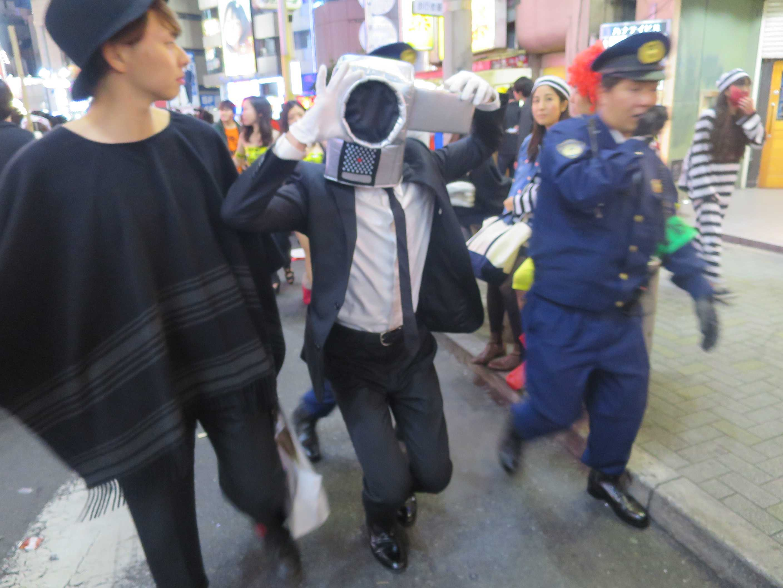 渋谷ハロウィン - 映画泥棒
