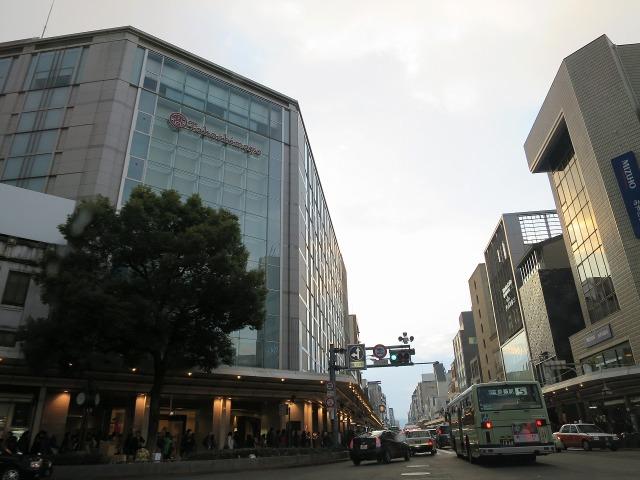 河原町 高島屋(京都タカシマヤ)