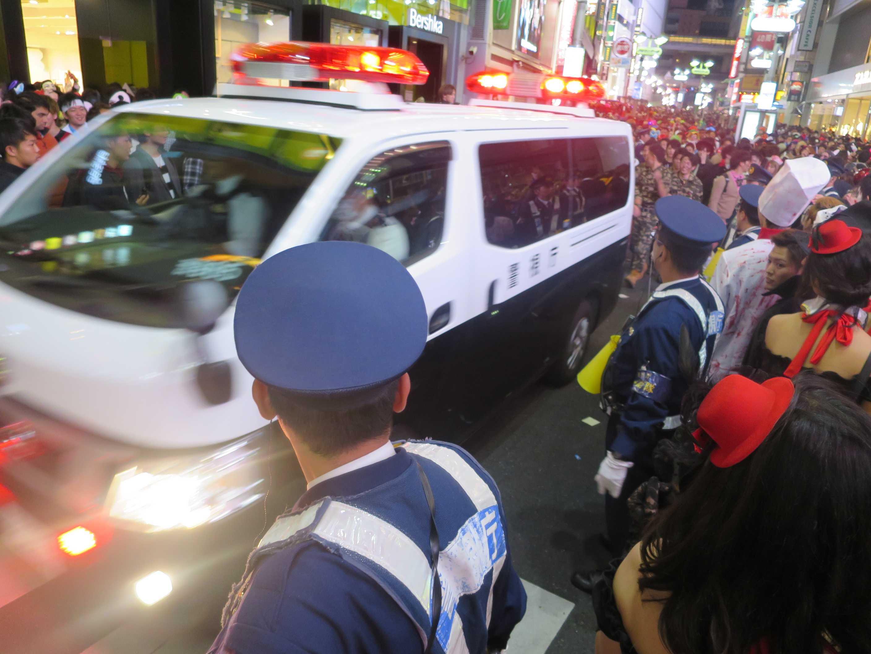渋谷ハロウィン - 警視庁